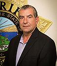 Flathead County Sheriff Chuck Curry