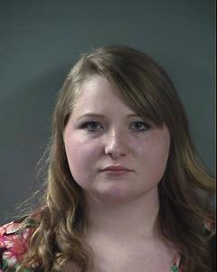 Haley Ruthanne Berdo Johnson County So Iowa 060715 DWI OWI
