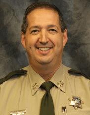 Johnson County Iowa Sheriff Lonny Pulkrabek