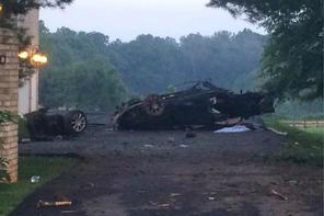 North Potomac teen DUI double fatal Sam Ellis driver. Photo courtesy of WJLA Sam Sweeney