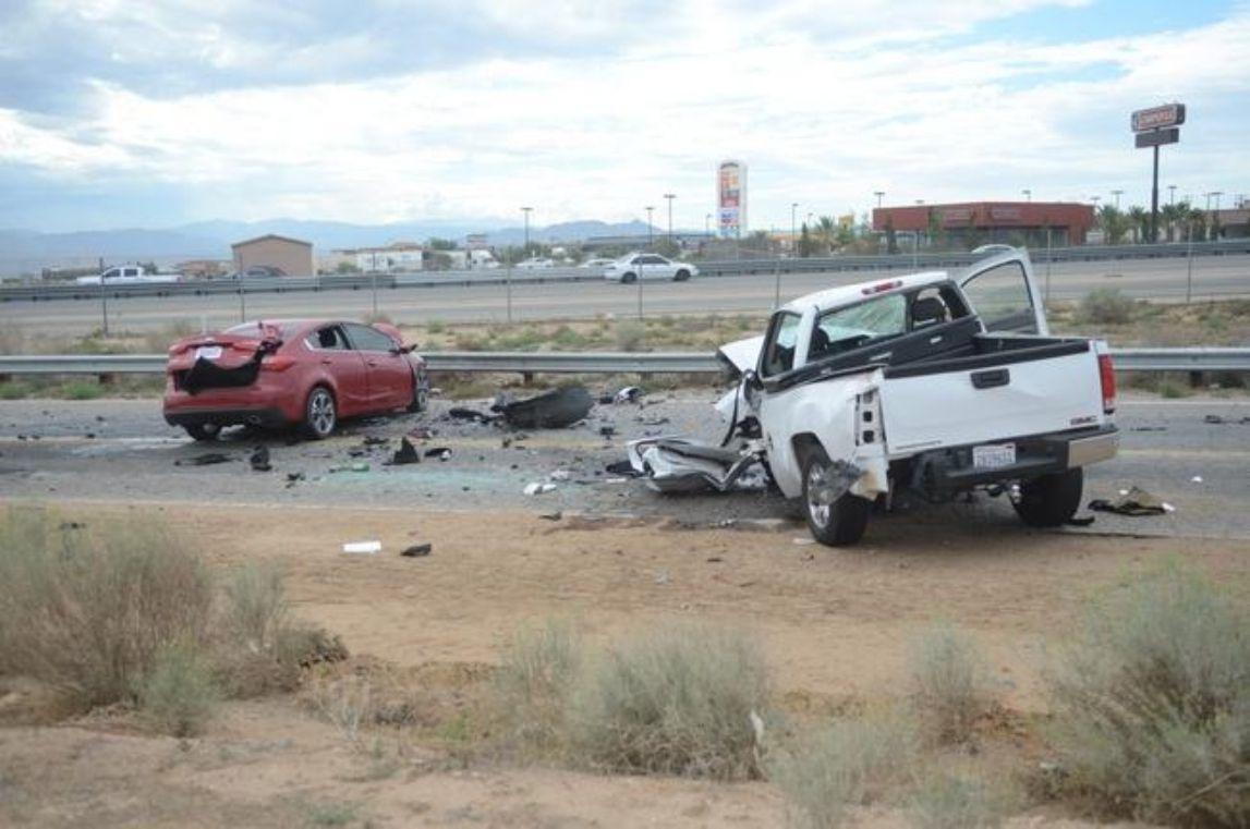 California: Andrea Anderson dead in head-on crash in
