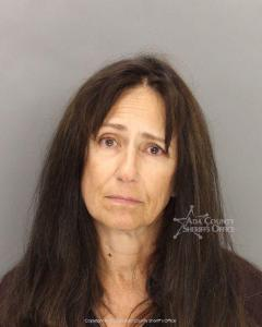 Patricia Elaine Corkins DUI arrest by Boise City Police Ada County Sheriff jail 092415