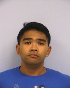John Muniz DWI arrest by Austin Texas Police on 100915