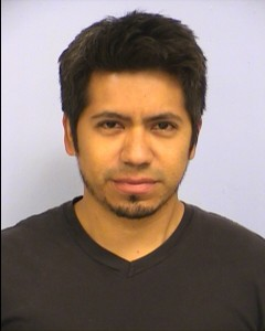 Michael Amaya DWI arrest by Austin Texas Police on 102015