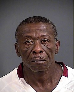 Leon Gilliard DUI arrest on 120415 Charleston County Sheriff SC repeat offender
