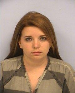 Tiffany Smith DWI arrest by Austin Texas Police on 111515