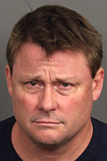 Stephen Armstrong 46 of La Quinta DUI by Palm Desert Police on 011316
