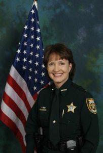 Florida: Alachua County Sheriff Sadie Darnell lists open