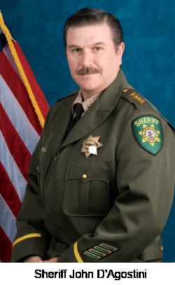 El Dorado County Sheriff John D'Agostini