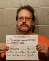 Jamie Michael Remington DUI arrest Cleveland County Sheriff OK 052716