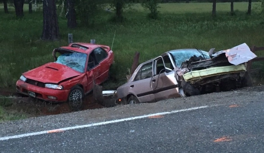 Oregon: State Police reveal alcohol and speed at play in