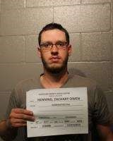 Zachary Owen Henning DUI conviction Cleveland County Sheriff OK aggravated offender 052716