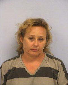 Ragena Krell DWI arrest by Austin Texas Police 052016