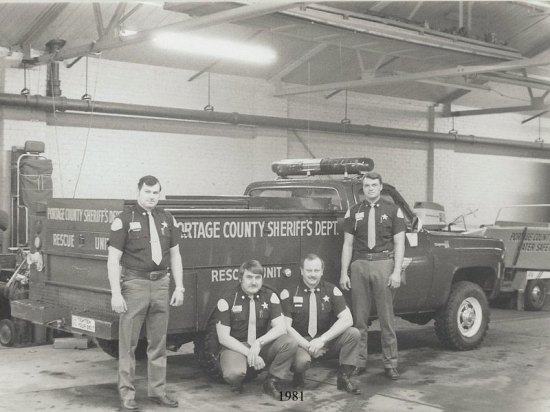 Portage County Wisconsin Sheriff