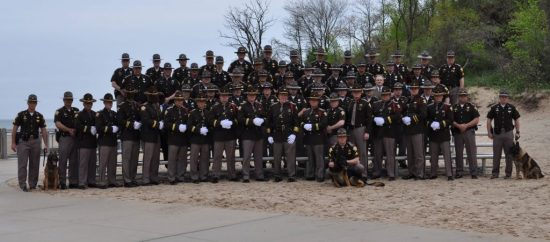 Porter County Sheriff's Deputies