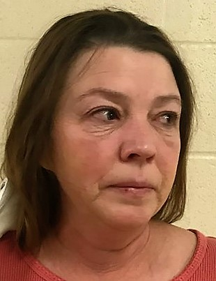 CALIFORNIA: Angela Fife wouldn't freeze to death if she was walking across the North pole in a bikini - she was 5 times legal limit when busted for DUI by Lakeport Police