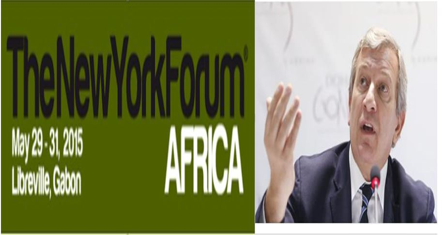 Gabon- Richard Attias-Où est passé le New York Forum AFRICA 2015-01