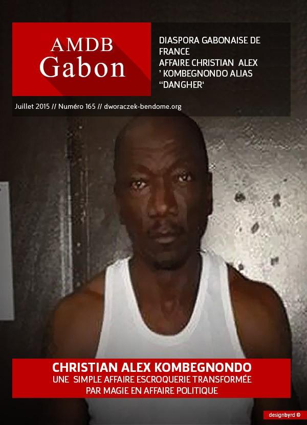 Gabon-Christian Alex Kombegnondo alias Danger-fait actuellement l-objet d-une enquête judiciaire pour escroquerie-01