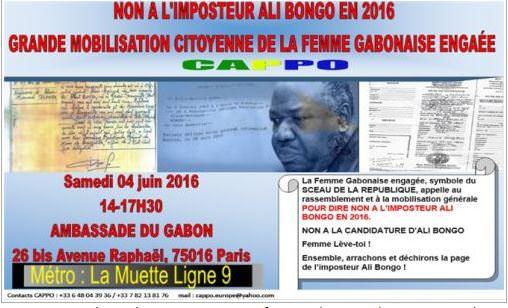 l-imposture du débat sur l'éligibilité d-Ali Bongo Ondimba à l'élection présidentielle de 2016