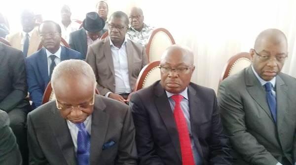 Déclaration de la coalition de Jean Ping lue ce vendredi par Didjob Divungi Di Ndinge (Texte intérgal)
