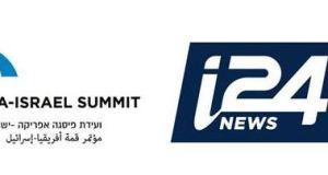 Le-Sommet-Afrique-Israel-Accord-de-partenariat-avec-la-chaîne-i24News