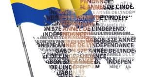 Gabon 57e année de l'indépendance