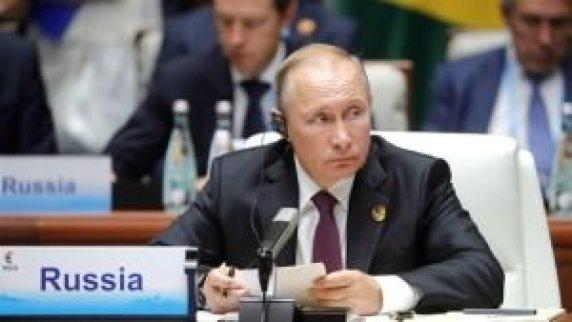 Le président russe, Vladimir Poutine. (Archives)