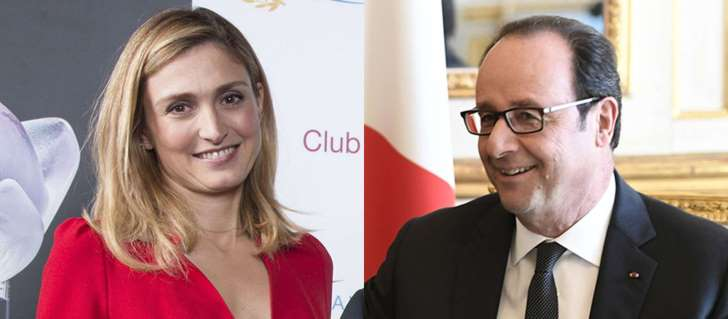 julie gayet et francois hollande 1ere apparition publique pour le couple - Julie Gayet et François Hollande : 1ère apparition publique pour le couple