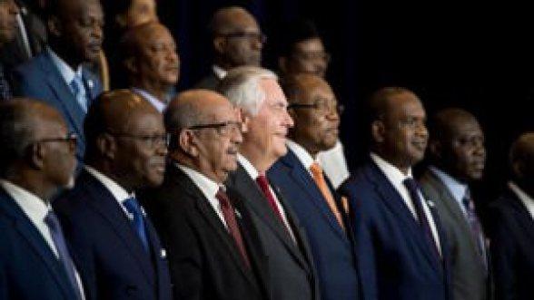 Le secrétaire d'État américain appelle les pays africains à réduire, voire rompre leurs relations avec la Corée du Nord