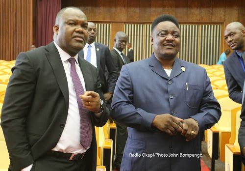 RDC : le liste de partis politiques « sera rectifiée », annonce le CNSA