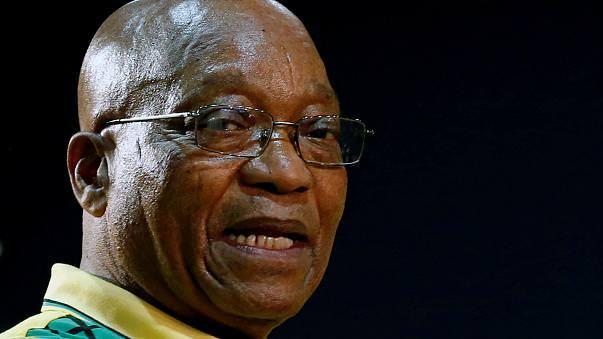 BRAS DE FER ENTRE LE PRESIDENT SUD-AFRICAIN ET L'ANC : Zuma sur les pas de Mugabe