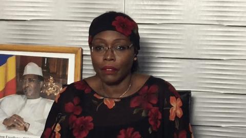 Madeleine Alingué  appelle à la professionnalisation des médias