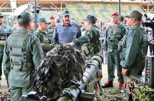 L'Union civique et militaire demeure vitale dans la nation bolivarienne. Photo : Correodelorinoco.gov.ve