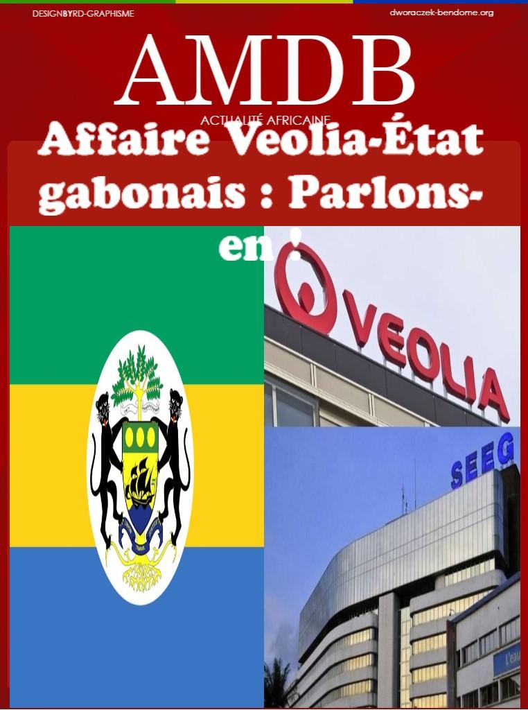 Affaire Veolia-État gabonais : Parlons-en !