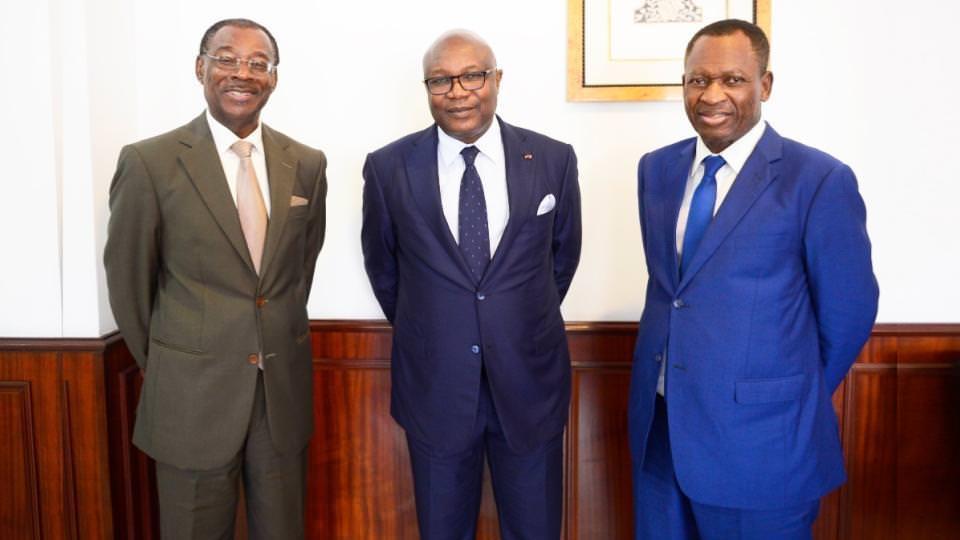 L'opposition familiale, Maganga Moussavou, Ndaot Rembongo et Ndemezo'o Obiang