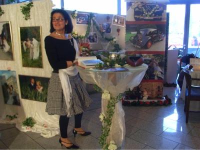 Events Hochzeit im Citroen Oldtimer Amlie