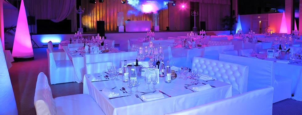 Decoration Floral Art  Stand Cannes Monaco  Dierickx Events