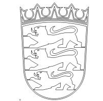 Wappen Baden Würtemberg   Das Download Portal für dxf dwg ...