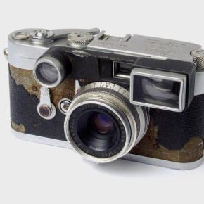 Leica M3, aquela que ainda vou restaurar