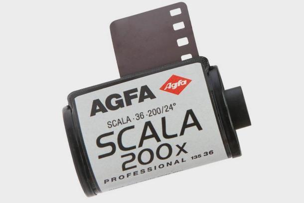 agfa scala 135 - DXFoto