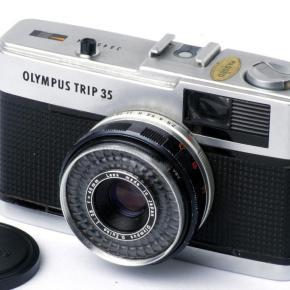 Fotografia Analógica - Olympus Trip 35 - DXFoto
