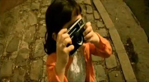 Kodak Instamatic 177 XF, camerinha do coração - Amelie Poulain - DXFoto