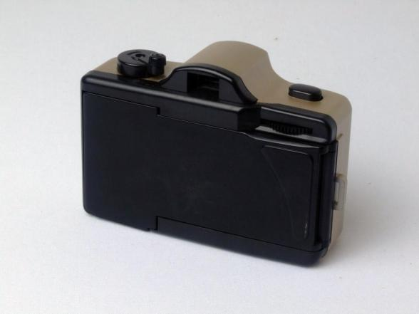 Offi nº 1, Câmera de plástico simpática