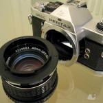 Macro 2, a missão: usando sua própria lente