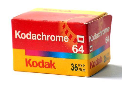 revelar Kodachrome