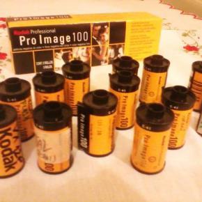 Kodak não vai parar de fabricar filmes. Só que ao contrário!