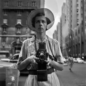 Autorretrato no espelho, até os fotógrafos famosos fizeram