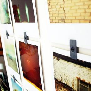Fotoclips: um jeito bacana de pendurar suas fotos