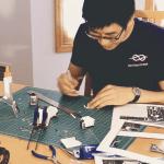 Vídeo: Montando Dirkon Pinhole de Papel com categoria