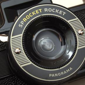 Sprocket Rocket, fotografe sobre os furinhos do filme